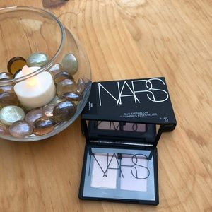 NARS eyeshadow duo